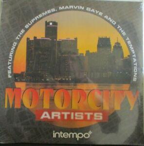 MOTORCITY ARTISTS ~ Various Artists ~ VINYL LP - SEALED