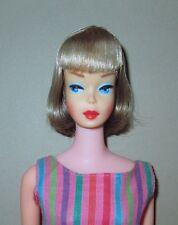 Japanese & European Exclusive Silver Ashe Blonde Pink Skin American Girl Barbie