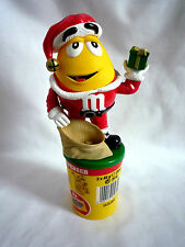 M&MS SWEET DISPENSER  / CONTAINER / CHRISTMAS DISPENSER