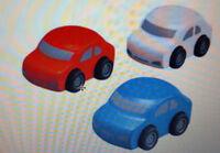 Plan Toys Wood 3 Car Set