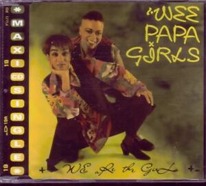 THE-WEE-PAPA-GIRLS-Wee-Are-The-Girls-7-TRACK-remix-CD
