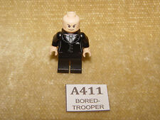 LEGO Minifigs: Super Heroes Superman: sh012 Lex Luthor Exclusive From Set 6862-2