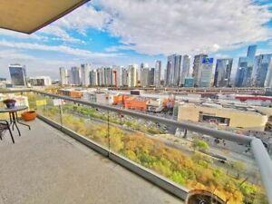 Departamento con balcón, renta y venta, Reforma Santa Fe