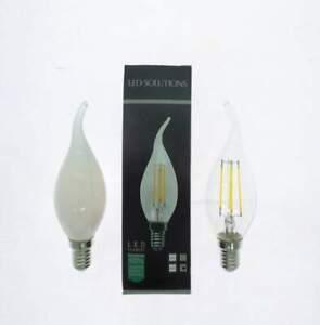 Intelligent Lampadina E14 Candela Goccia Soffio Di Vento 4w=40w Led Filament Led 440 Lumen Facile Et Simple à Manipuler