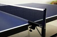 Xvt Professional Metal Table Tennis Table Net & Port Pingpong Table Net