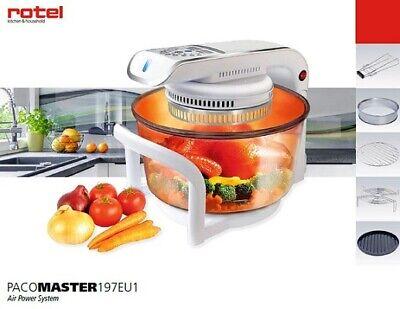Rotel Paco Master 197EU1 Backen und Kochen