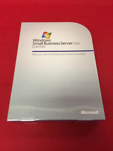 Details about MS Windows Small Business server 2011 Essentials