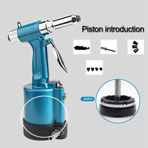 1-4-034-Air-Pop-Rivet-Hydraulic-Tool-Riveter-Gun-Industrial-Gun-Pneumatic-Tool-Set
