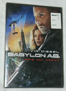 NEW Babylon A.D., DVD, 2009, Checkpoint, Sensormatic, W