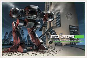ROBOCOP-ED-209-Jason-Edmiston-SIGNED-2013-MONDO-24-034-x-36-034-Edition-192
