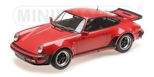ventas de salida Minichamps 1977 Porsche 911 911 911 Turbo Fresa Rojo 1 12 grandes Coche  Nuevo   Hermoso   entrega gratis