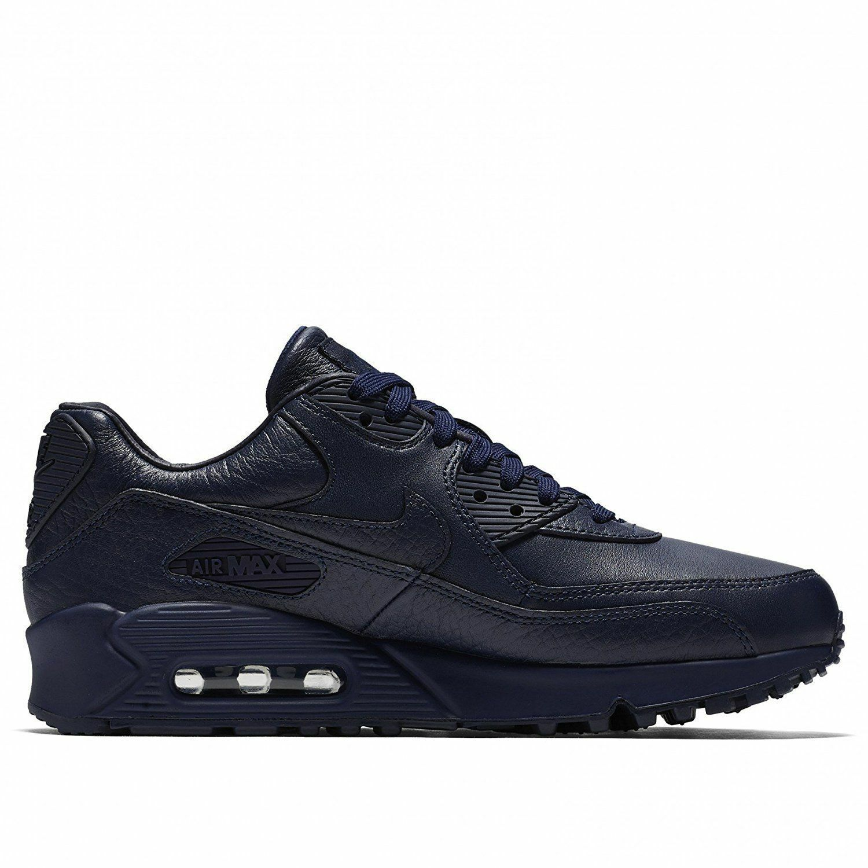 Le Nike Air Max 1 Nuovo Apice Stemma Blu 839612-401 Dimensioni Sz 6.5 7