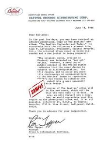 Yesterday-and-Today-Beatles-Butcher-Cover-Recall-Letter-w-colored-letterhead