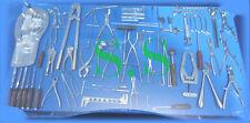 Orthopedic Surgery Instruments Amp Implants Kit