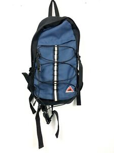 Magnum-Hiking-Backpack-Blue-w-Rain-Cover-Reflective-Stripe