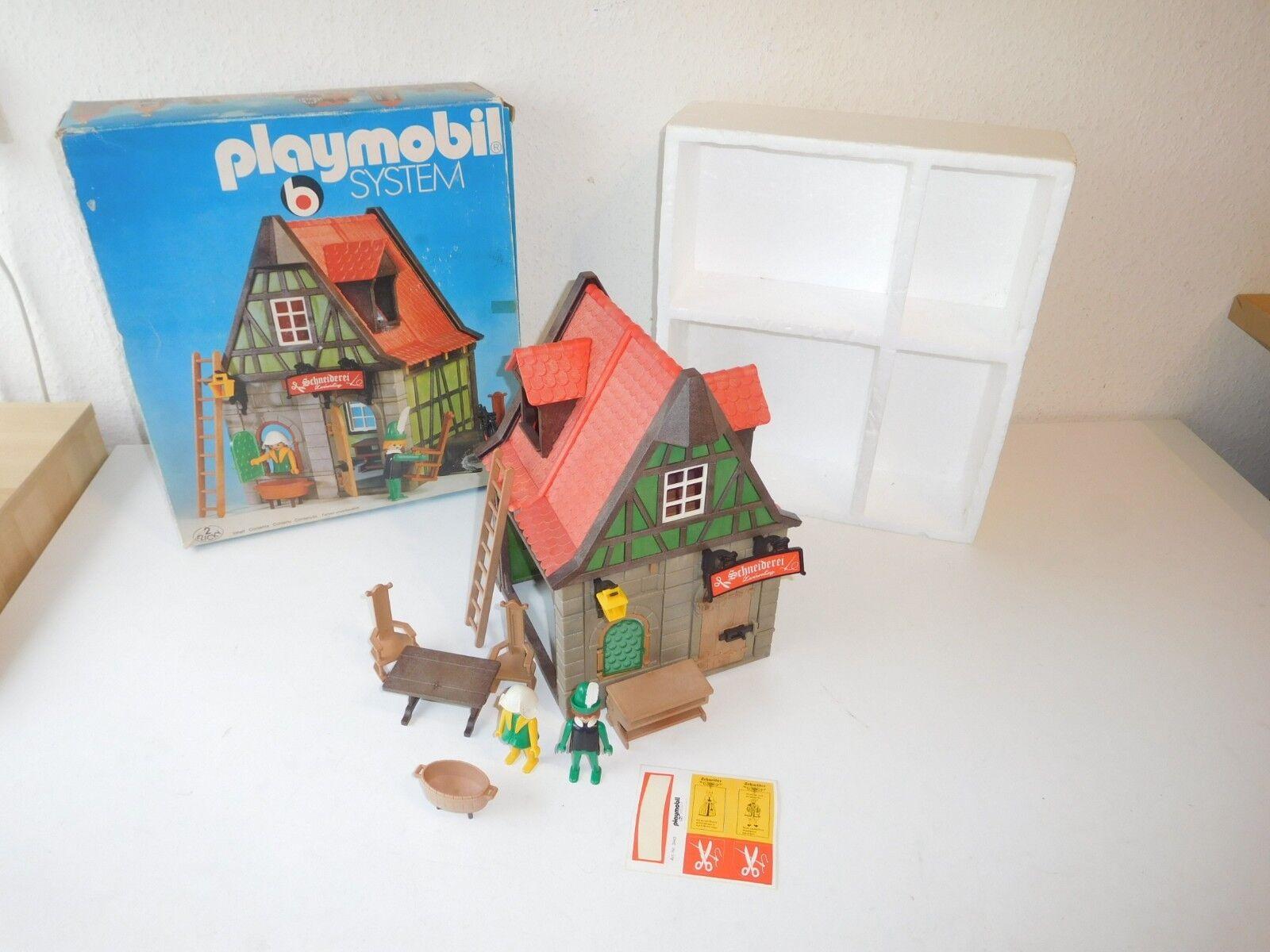 Playmobil 3440 neuf dans sa boîte Atelier de couture