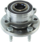 Axle Bearing and Hub Assembly-C-TEK Hub Assembly Front,Rear Centric 401.61001E