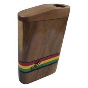 Hardwood Box Didgeridoo - Compact Travel Didge from World Percussion USA