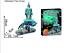 miniatura 14 - Puzzle 3D Natale fai da te casa modello assemblaggio carta Toy Cartoon Home Puzzle UK