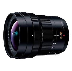 Panasonic zoom Leica DG VARIO-ELMARIT 8-18mm F2.8-4.0 for Micro Four Thirds EMS
