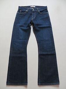 Levi-039-s-512-Bootcut-Jeans-Hose-W-36-L-34-Indigo-washed-Denim-wie-NEU-Gr-52