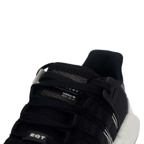 Uomo Adidas 17 Nero 93 Sostegno bianco Eqt Scarpe Originals rWnqXar