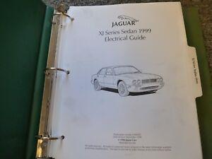Details about 1999 Jaguar XJ XJ8 L XJR Sedan Electrical Wiring Diagram on jaguar xj6 brakes, jaguar xj6 headlights, jaguar xj6 alternator wiring, 1998 jeep cherokee wiring diagram, jaguar radio wiring diagrams, 1986 dodge d150 engine wiring diagram, jaguar xj6 automatic transmission, jaguar xjs wiring-diagram, jaguar xj6 repair manual, jaguar xj6 wiring harness, jaguar xj6 ignition,