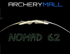 "62"" NOMAD take down recurve bow 62""(choose RH/LH & 35,40,45,50 lb)"