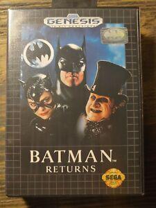 Batman-Returns-Sega-Genesis-1992-CIB-Cleaned-Tested