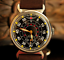 Pobeda-Zim-Wristwatch-Pilot-Komandirskie-Men-039-s-Wrist-Mechanical-Military thumbnail 9