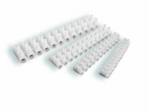 1,00€//1Stk Lüsterklemmen LK-2,5 transparent 1,5-2,5mm² 5A