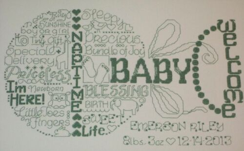 WORDS Imaginating Counted Cross Stitch Patterns BY URSULA MICHAEL Your Choice