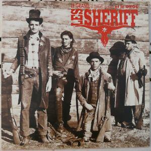 LES-SHERIFF-LE-GRAND-LE-MAIGRE-LE-PETIT-ET-LE-GROS-KICKING-RECORDS-VINYLE-NEUF
