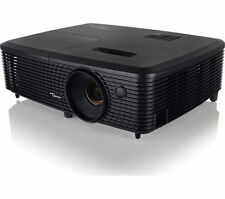 Optoma Home Cinema projector, H114 720p, 3400 Lm, usually £390