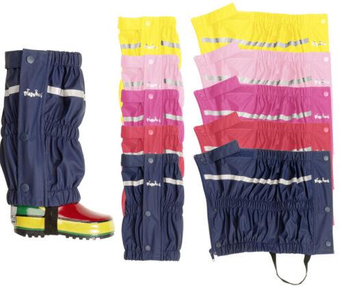Polyester Reißverschluss Playshoes Regenstulpen Gamaschen