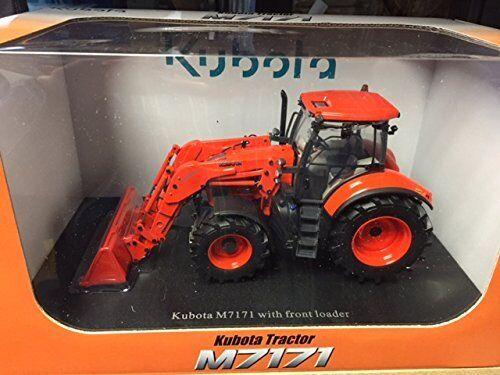 4940 Kubota M7-171 mit Frontlader, 1 32 Universal Hobbies