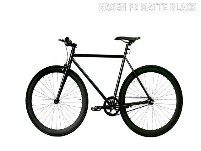 Caraci Fixed Gear Fixie Urban Bike Bicycle 54 CM Frame F3 Alloy in ...