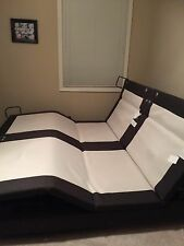Reverie 8Q Twin XL Adjustable Bed Powerframe