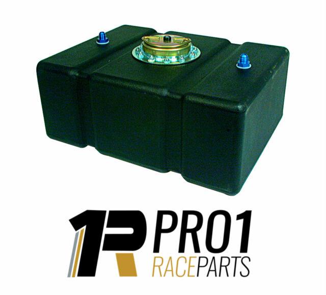 JAZ Circle Track Fuel Cell With Foam 12 Gallon - Jaz200-012-01