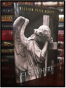 Elsewhere-SIGNED-by-WILLIAM-PETER-BLATTY-New-Cemetery-Dance-1st-Printing