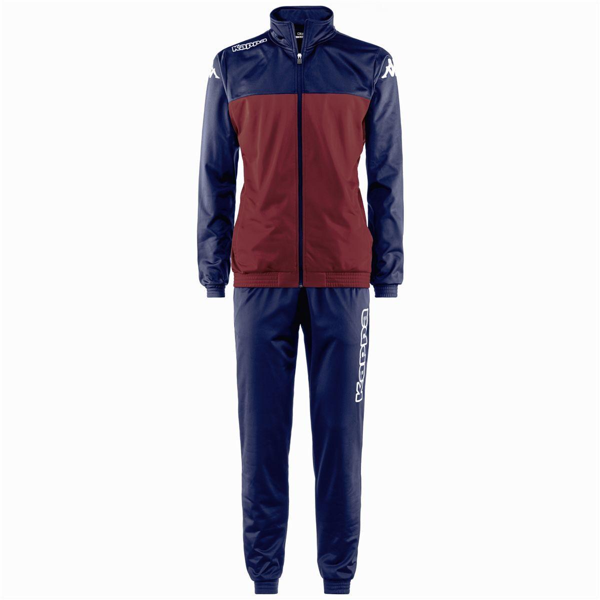 Kappa  Alphon Suit Traje Sportiva de Hombre - 303sda0 916  primera vez respuesta