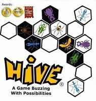 Gen42 Games: Hive Tile Placement Abstract Strategy Game (new)