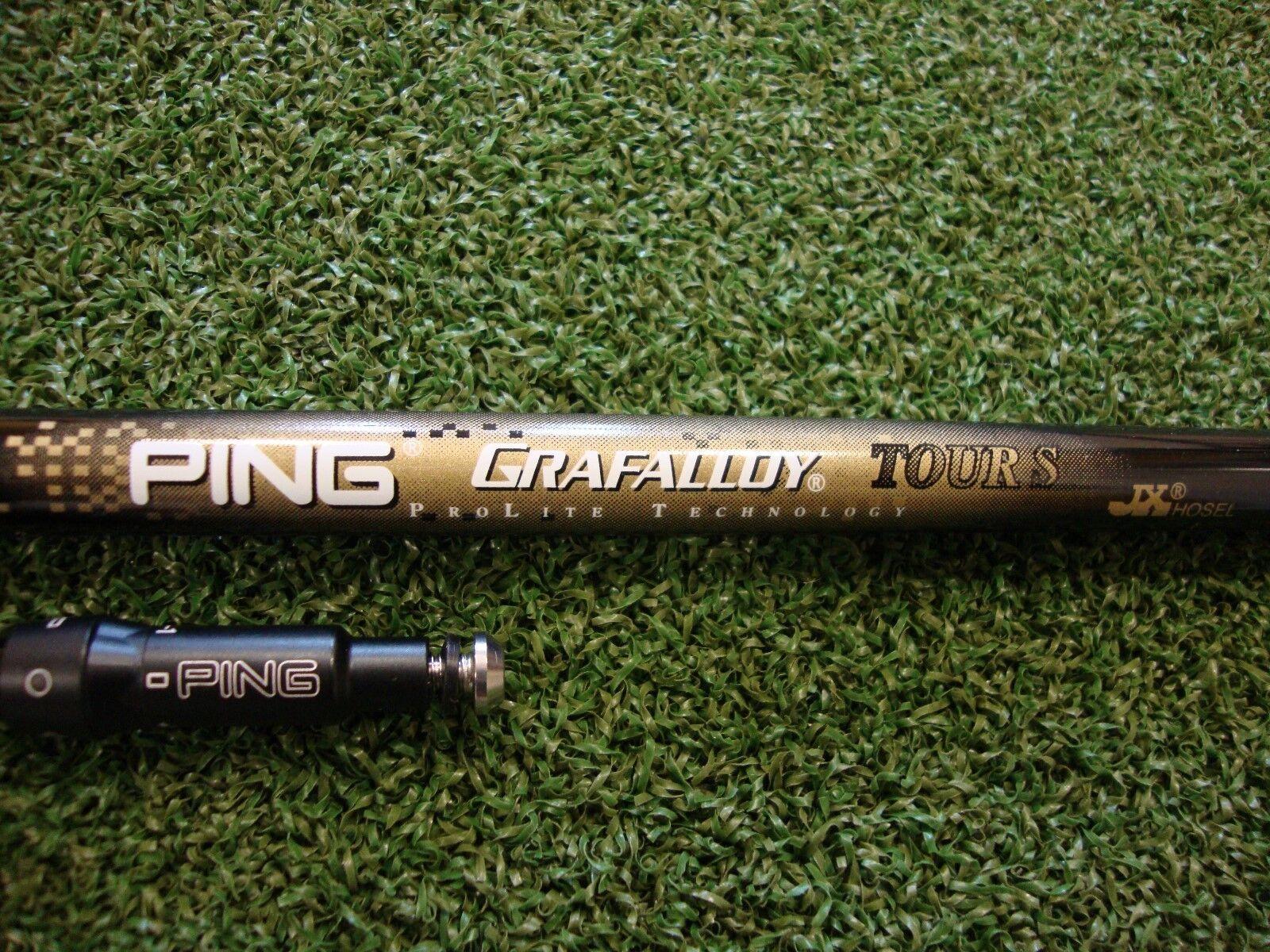 Ping  G30   G400   Serie G Grafito Pilotos Eje Grafalloy Prolite Rígido Adaptador  Con precio barato para obtener la mejor marca.