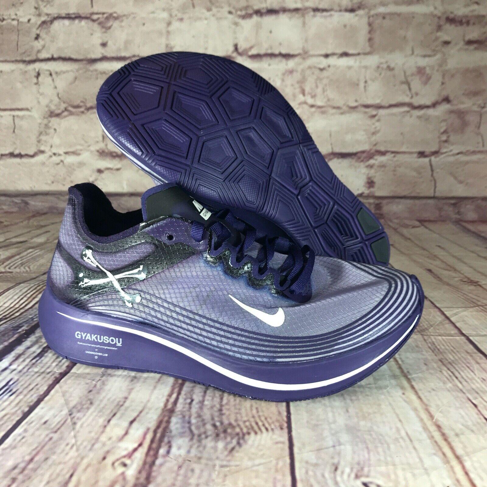 por ciento Clip mariposa George Stevenson  Nike X Zoom Fly SP Gyakusou Undercover Ink 9 Sail Dark Grey Black  Ar4349-500 for sale online   eBay