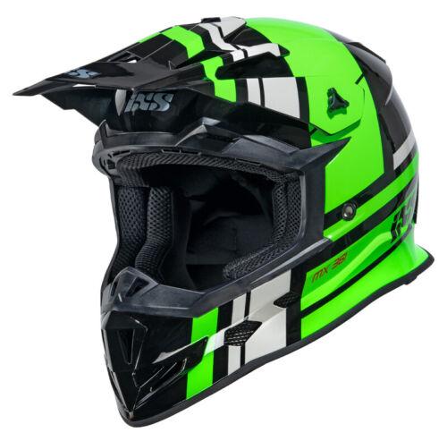 IXS 361 2.3 Crosshelm Offroad Helm Sturzhelm Cross Enduro Sport