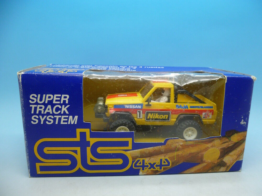 STS 4x4 Ref 2203 Nissan Patrol mint unused car and boxed