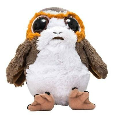 Star Wars Jedi Porg Bird Deformed Soft Plush Toy Stuffed Doll Kids Gift Hot Sell
