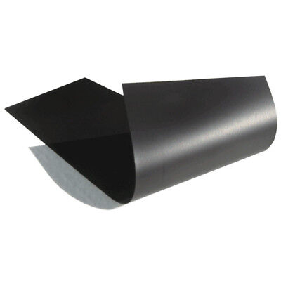 Flexible Magnetic Sheet 4x12 inch for magnetizing bumper stickers material film