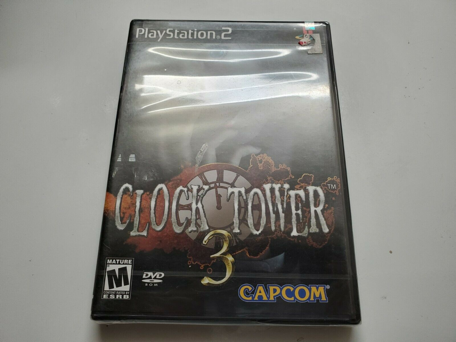 Clock Tower 3 Sony Playstation 2 2003 For Sale Online Ebay