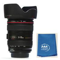 Digital Lens Hood EW-83H for Canon EF 24-105mm f/4L IS USM Zoom Lens EW83H Shade